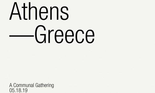 Sobremesa, Athens by Secret Caravan