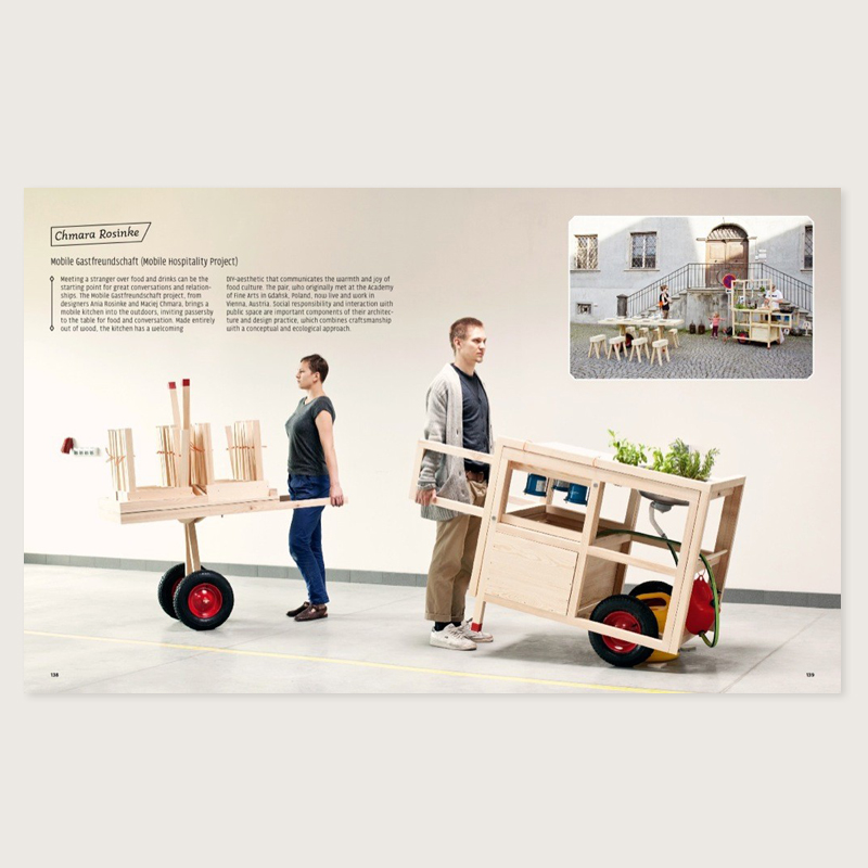 Mobile Kuche Chmara Rosinke Neuer Wohnstil